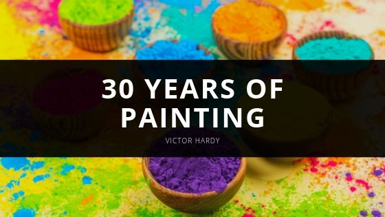Victor Hardy - 30 Years of Painting